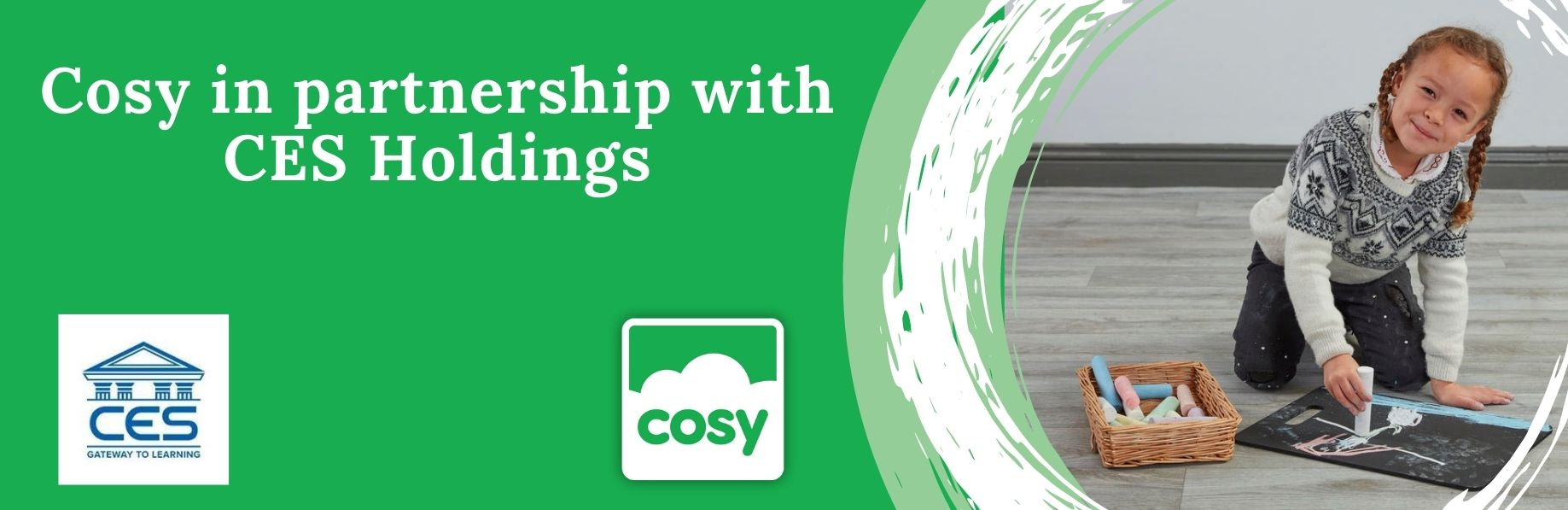 Cosy in partnership with CES Holdings
